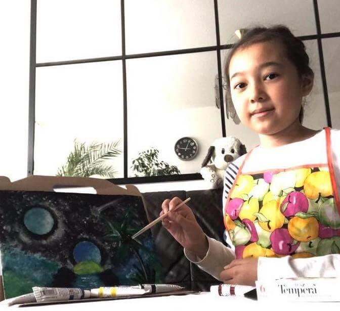 Kecskeméti Leminh Trang_portré